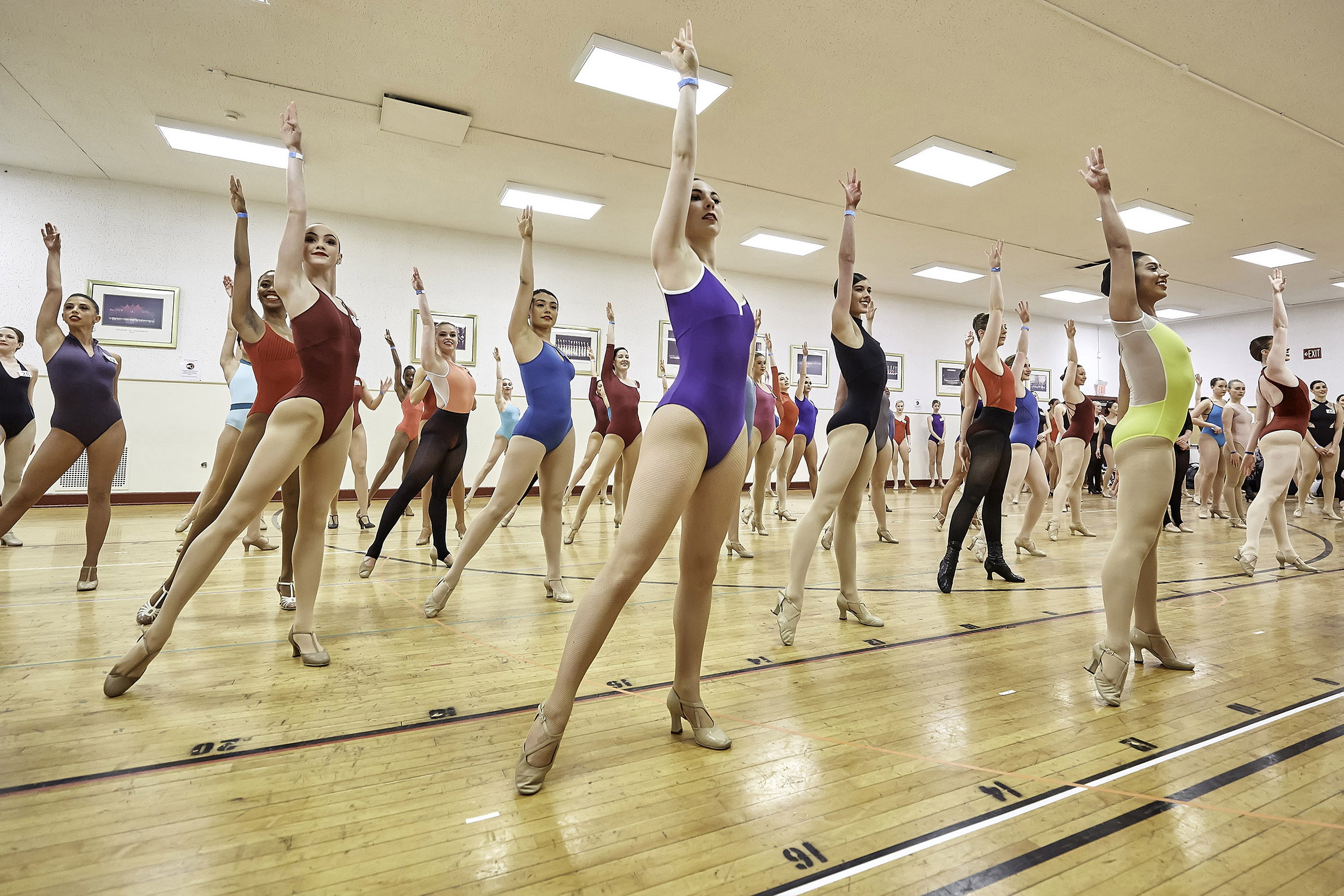 The Rockettes Race To Reverse Long History Of Excluding Black Women