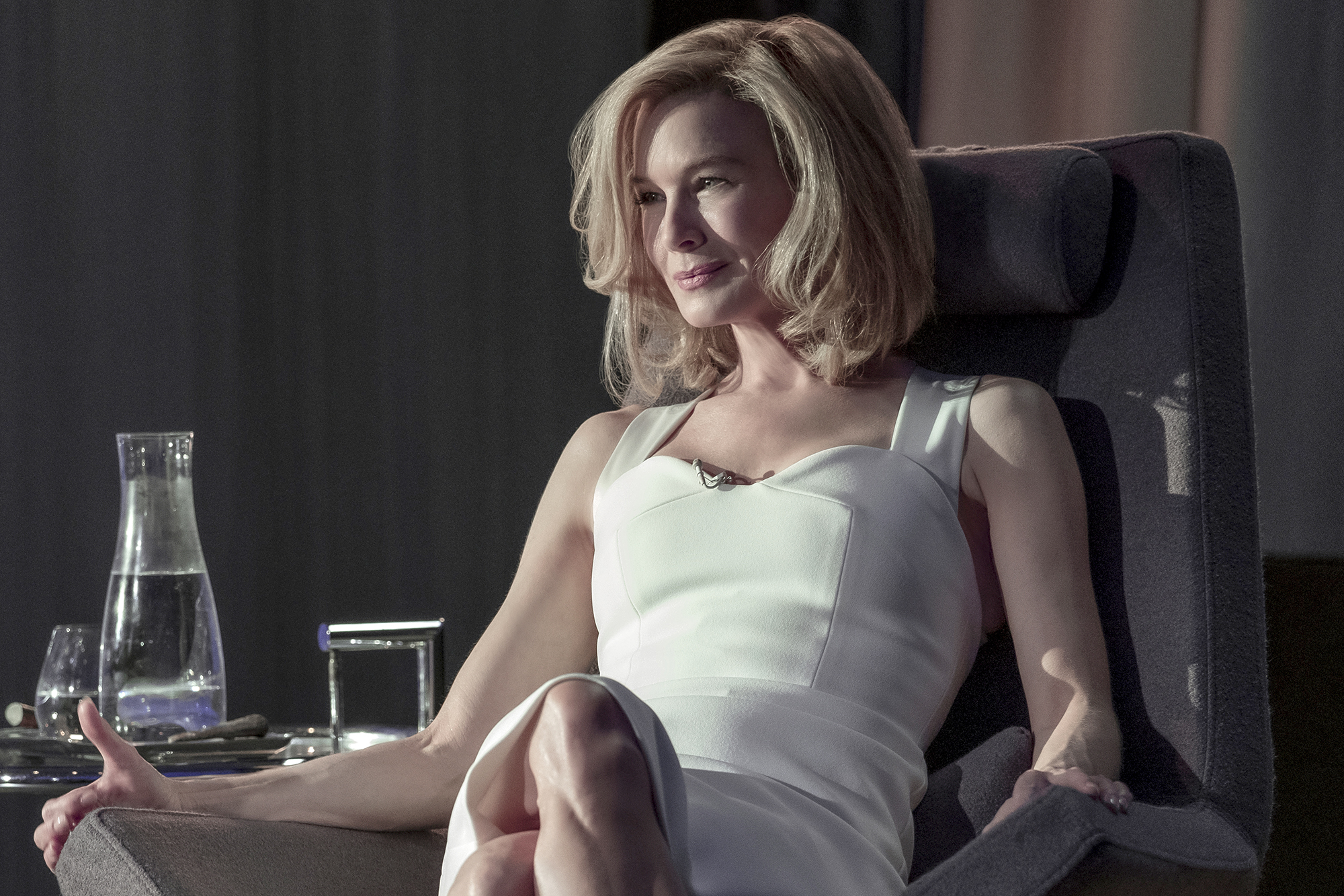 What/If' star Renée Zellweger reveals sultry inspiration for role