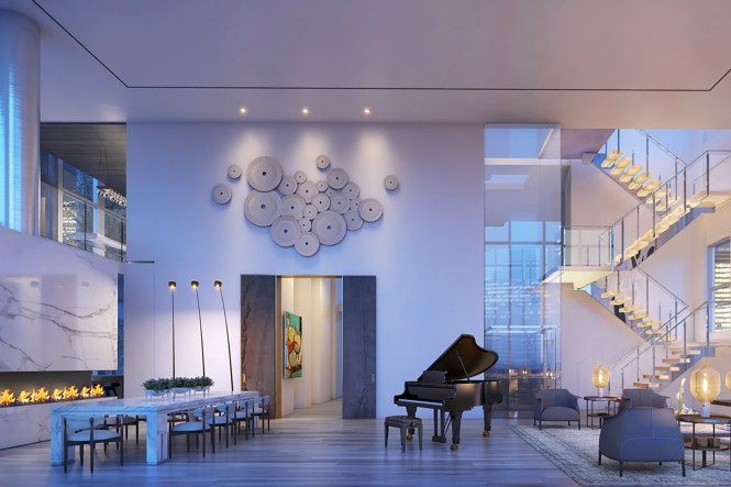 Inside Nyc S Most Expensive Apartment