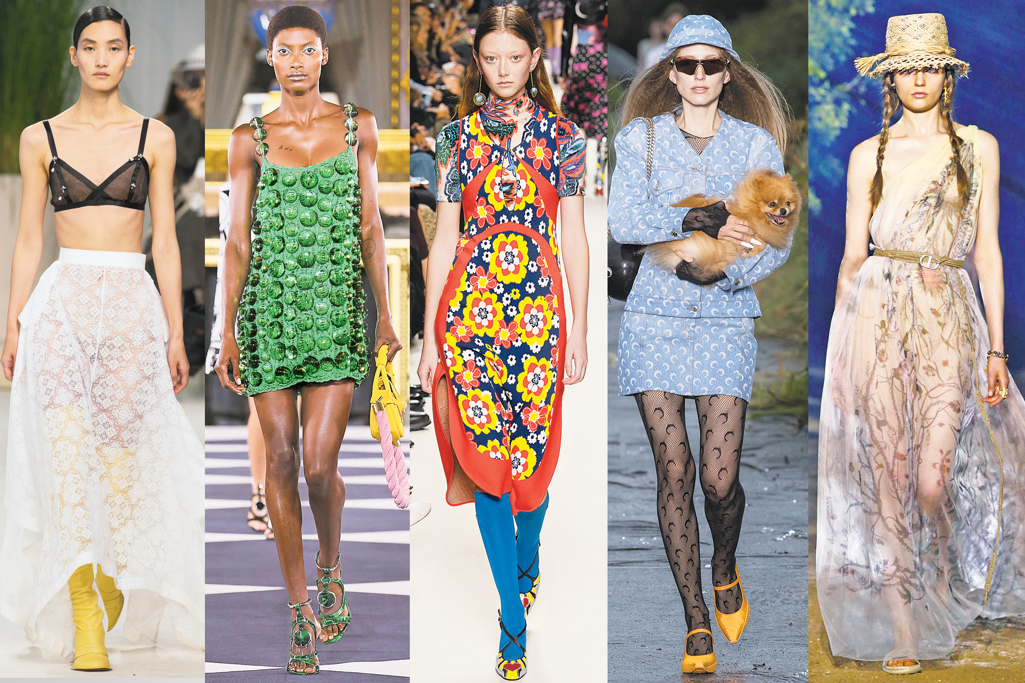 The Best Spring 2020 Trends From Paris Fashion Week