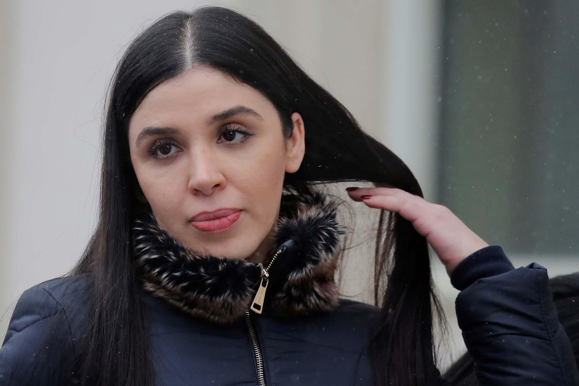 El Chapo's wife Emma Coronel Aispuro in talks to join VH1's 'Cartel Crew'