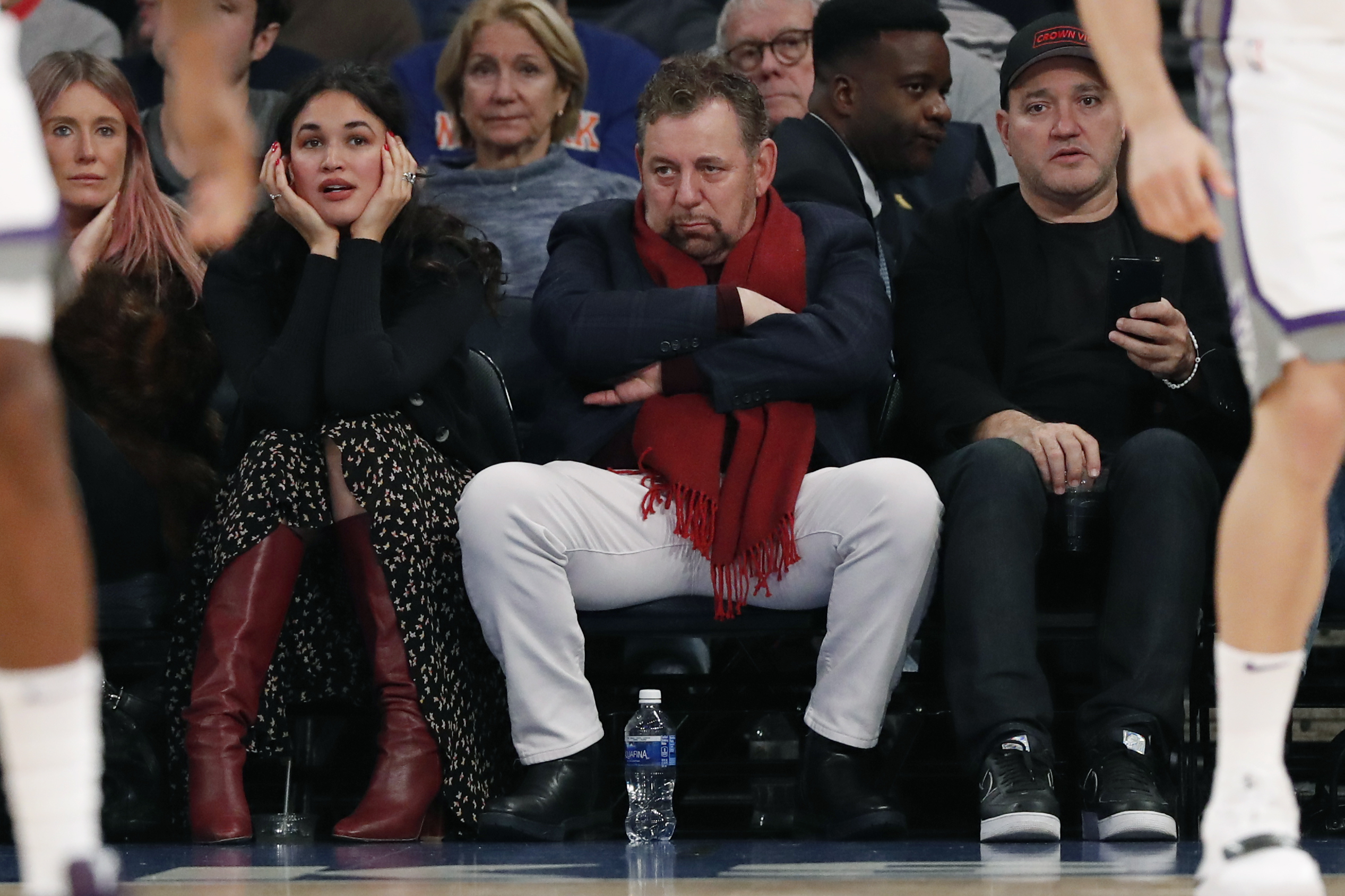 James Dolan urged to sell Knicks and Rangers by investor