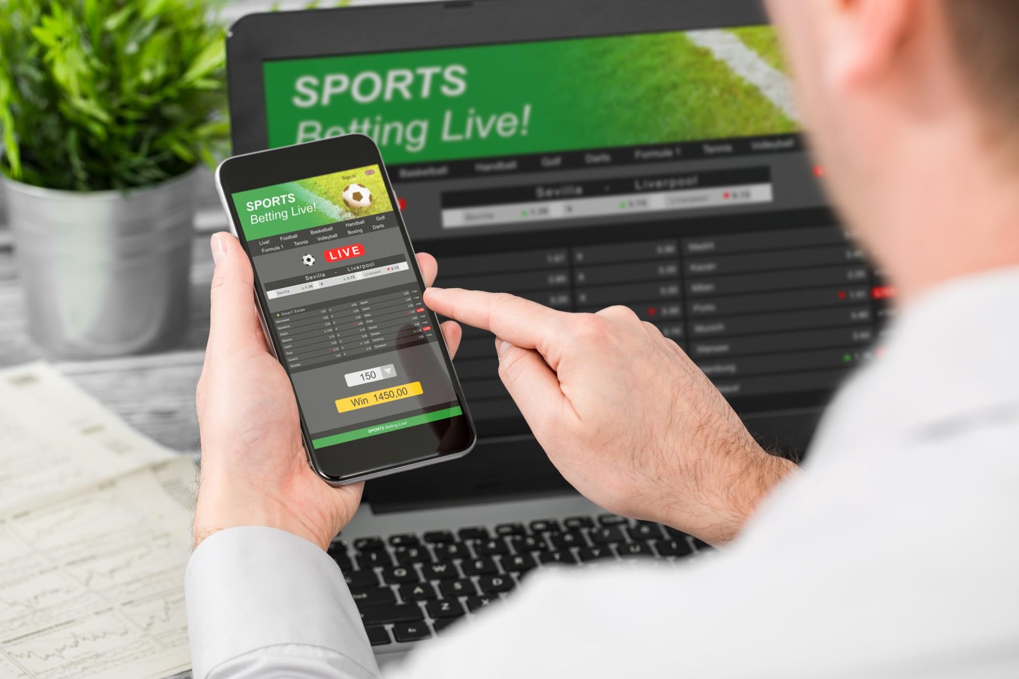 sports betting app nyc