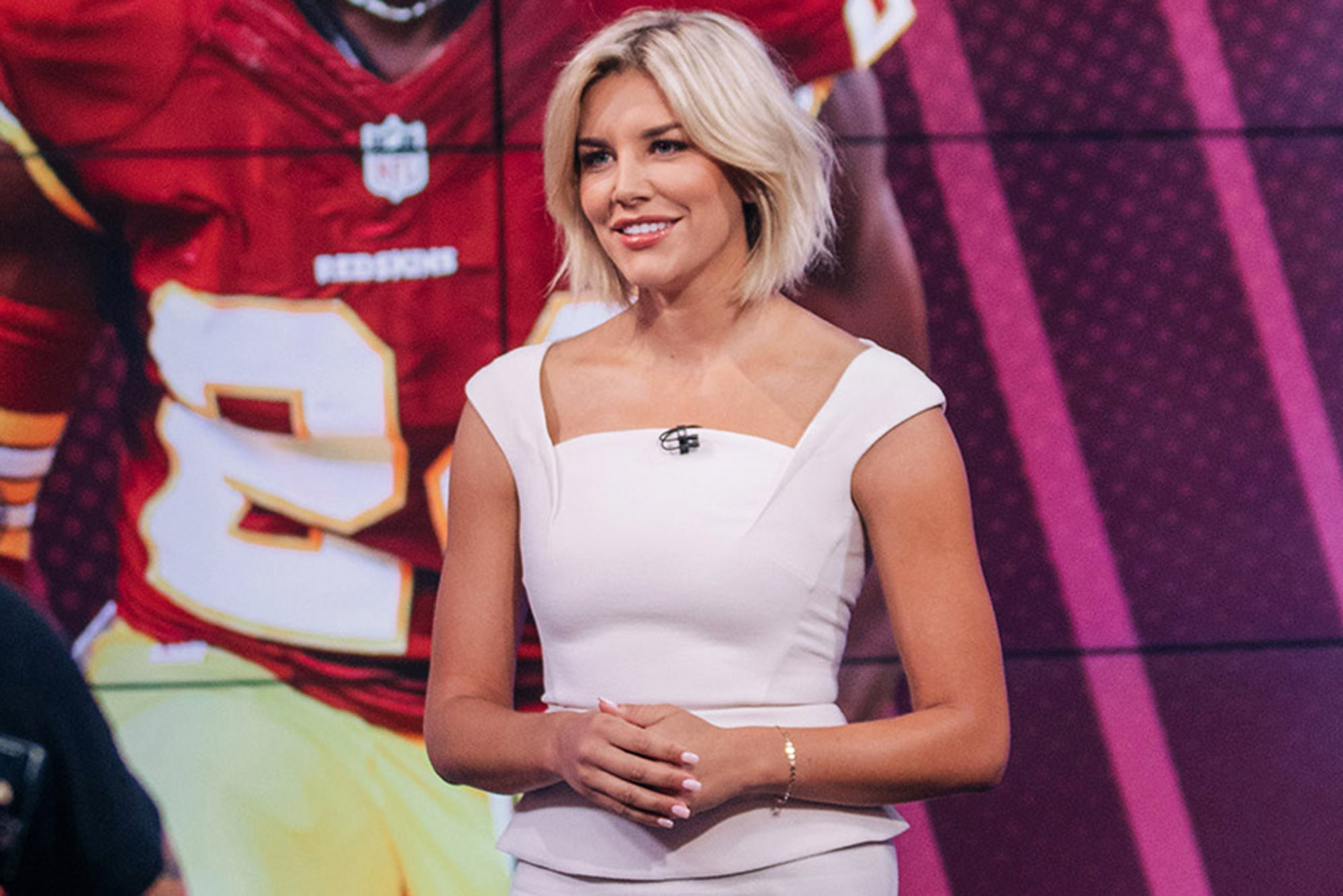 Charissa Thompson Engaged To Sports Agent Kyle Thousand