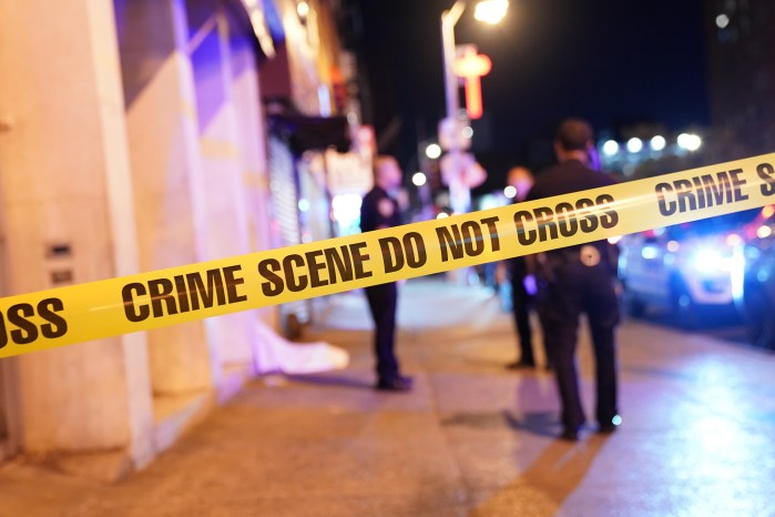 NYC has spike in shootings, other major crimes to start year