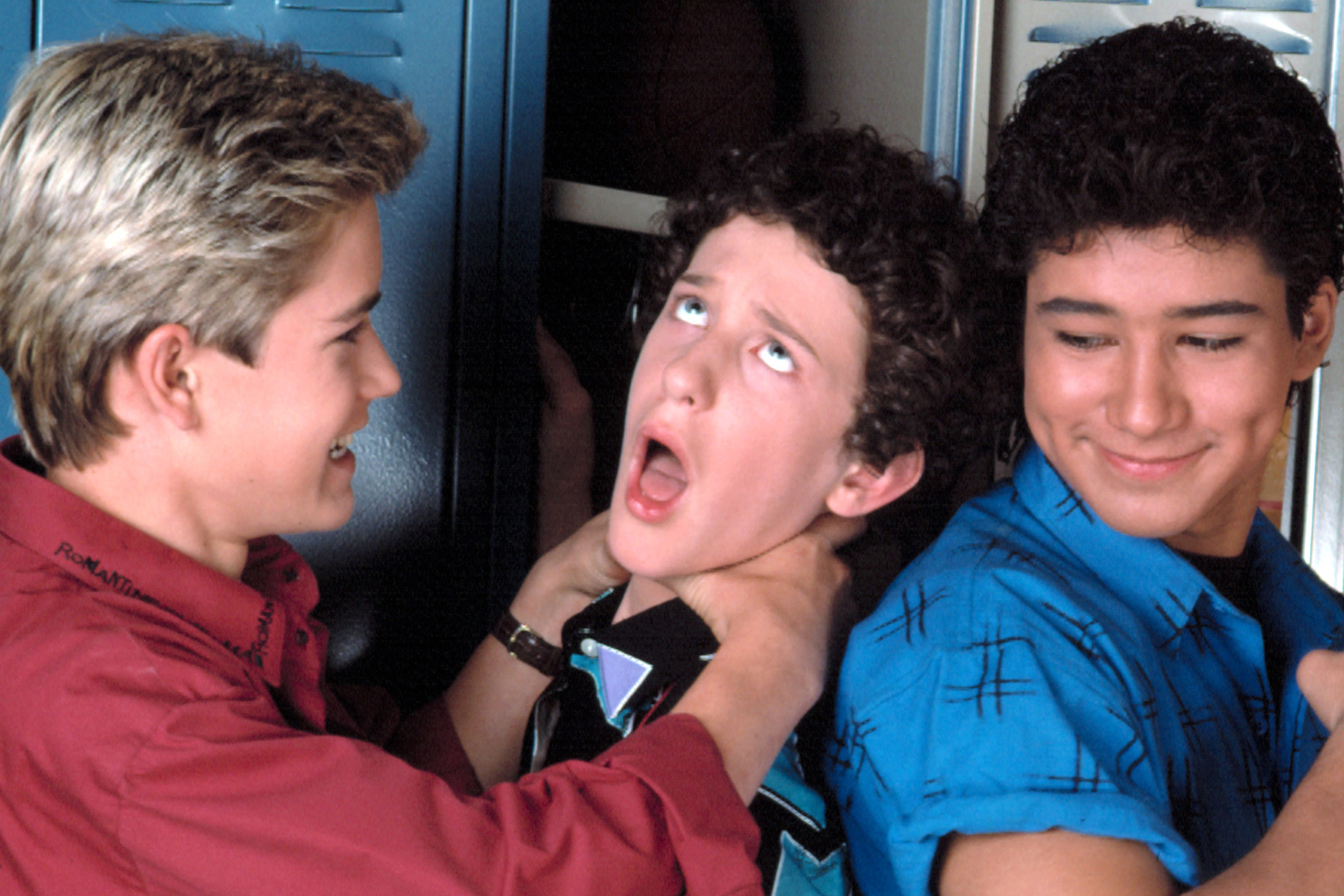 Dustin Diamond Says Saved By The Bell Reboot Needs Screech
