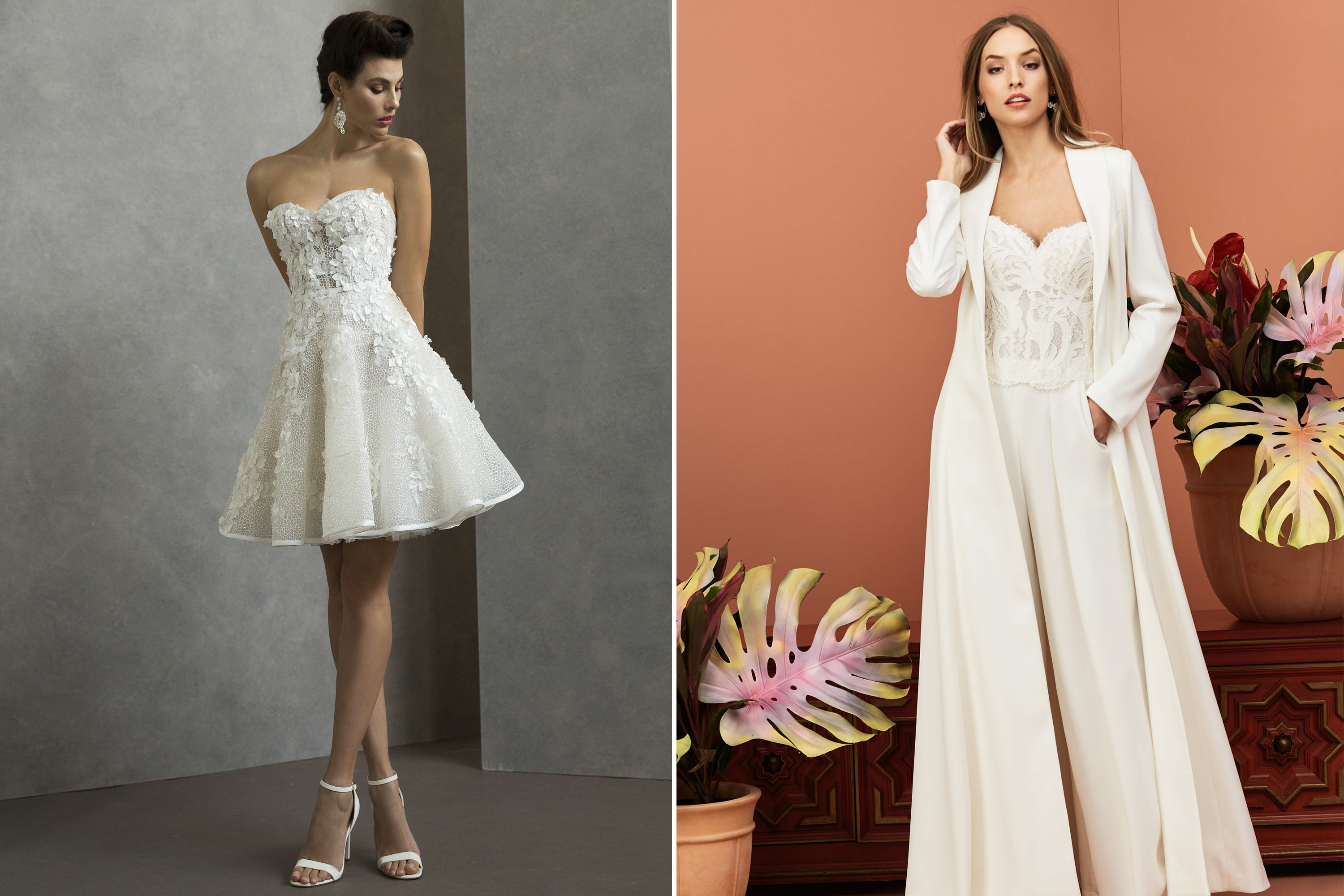 Make A Changeup With A Second Dress For Your Wedding Reception