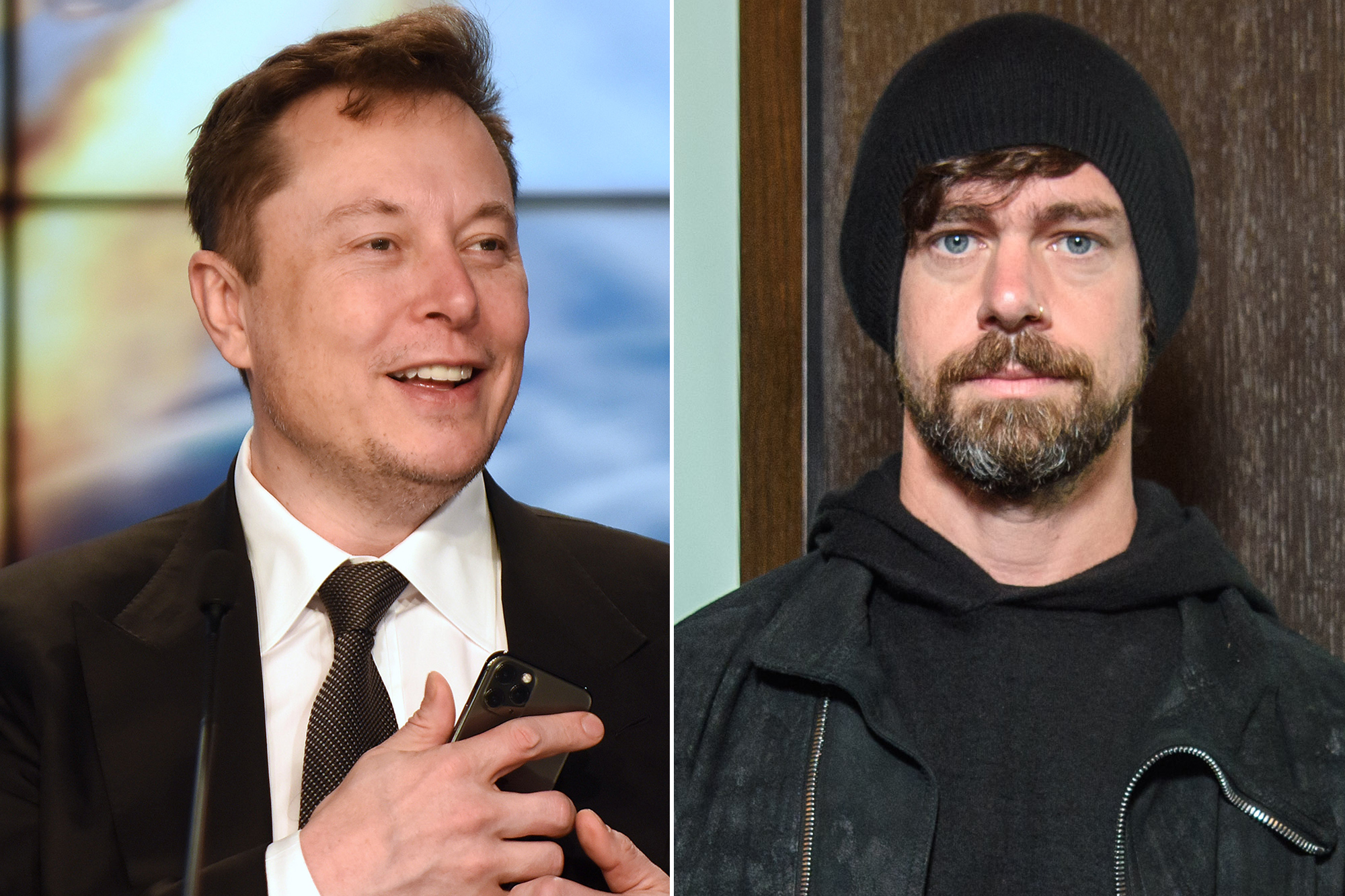 Elon Musk Tweets Support For Twitter Ceo Jack Dorsey