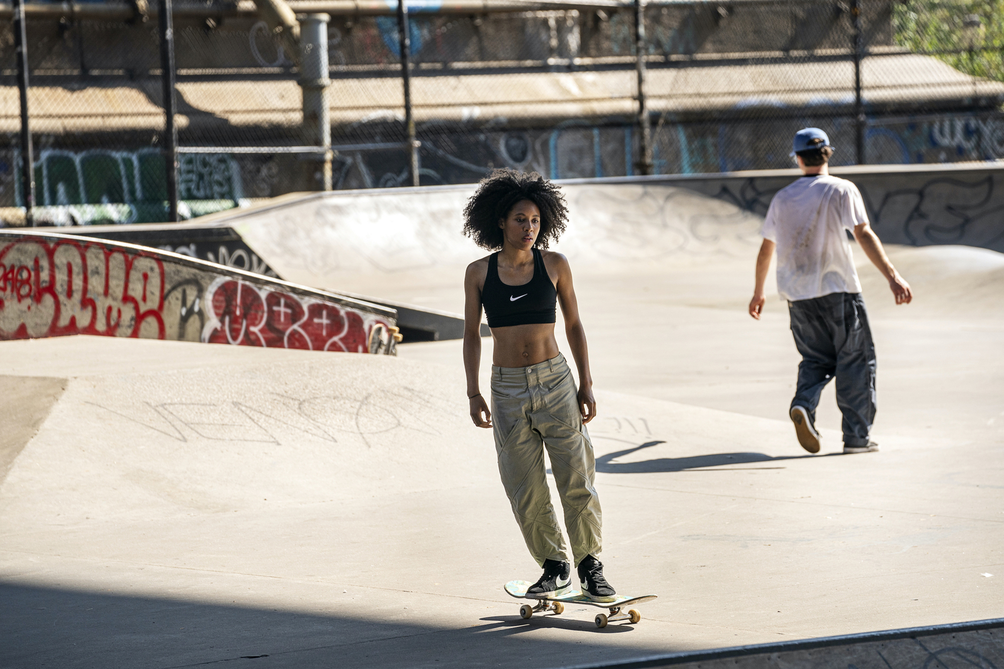 New HBO show 'Betty' shows unbridled joy of NYC female skateboarders