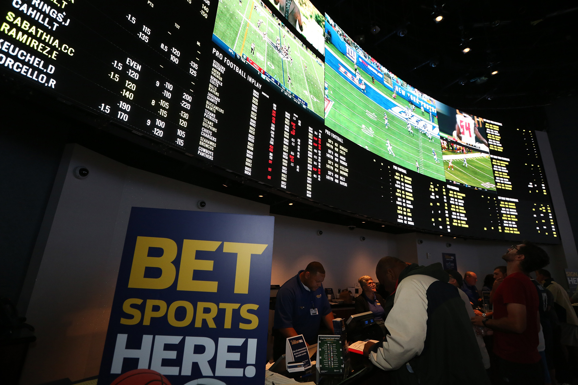 Ny legalize sports betting prediction football betting expert