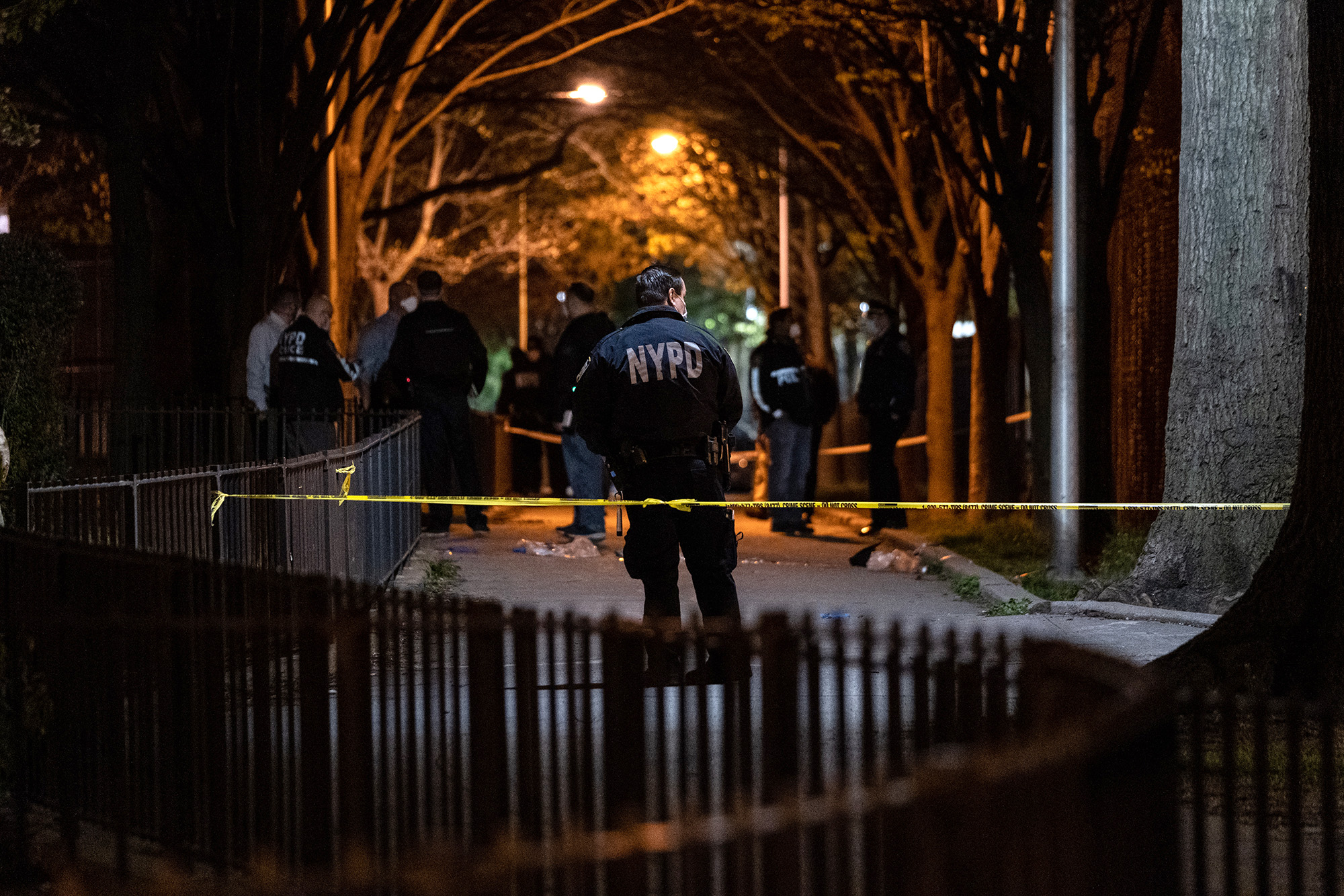Nycha Christmas Party 2020 NYC sees surge in shootings, burglaries, auto theft during lockdown