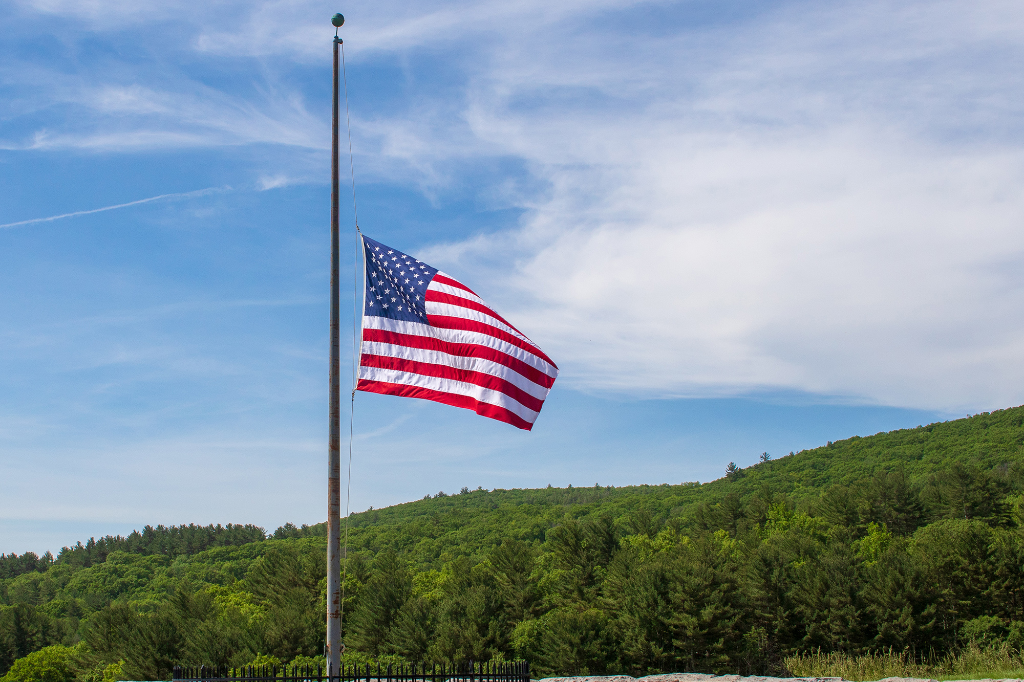 Snyder: Fly flags at half-staff for Texas shooting victims