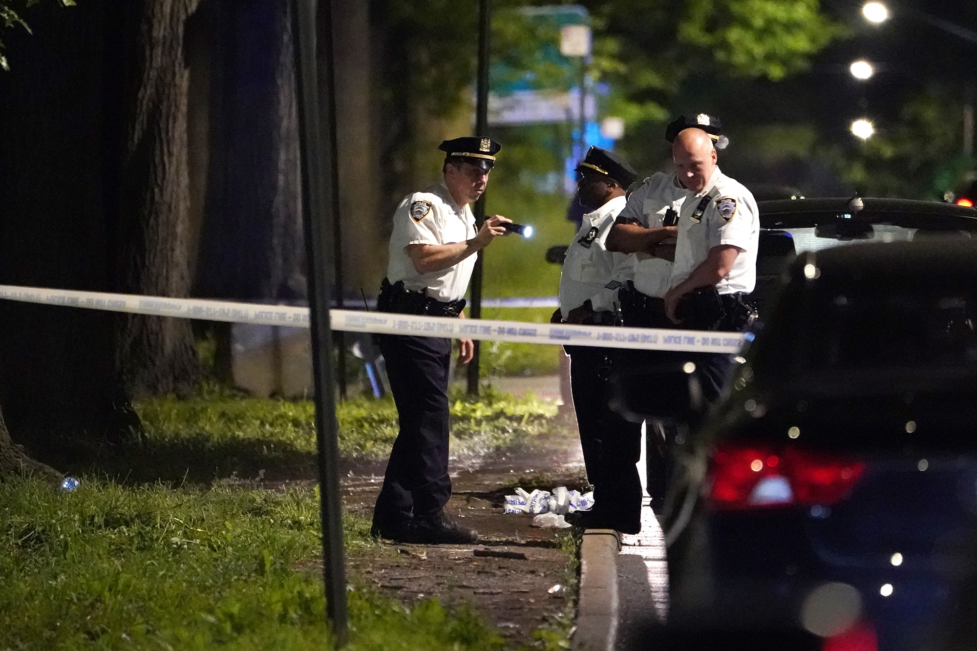 Woman 19 Killed In Quadruple Shooting In Bronx Park