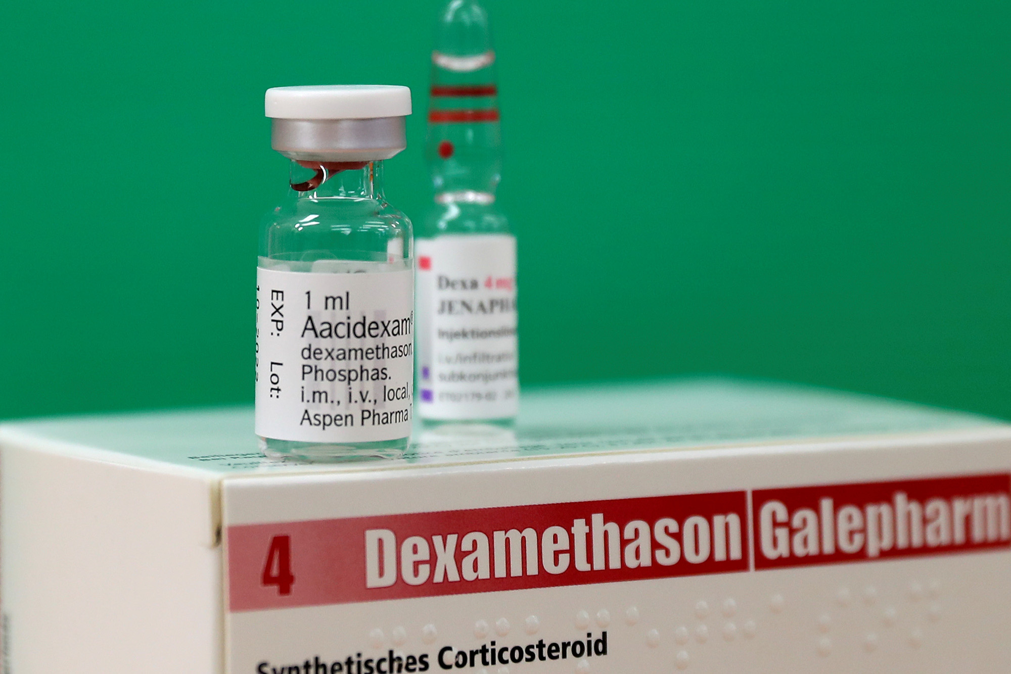 Hospitals step up use of steroids on COVID-19 sufferers