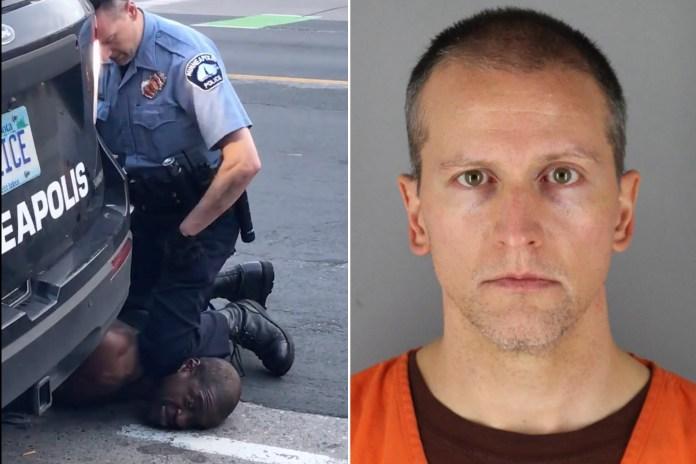 derek chauvin, black news, convicted murderer