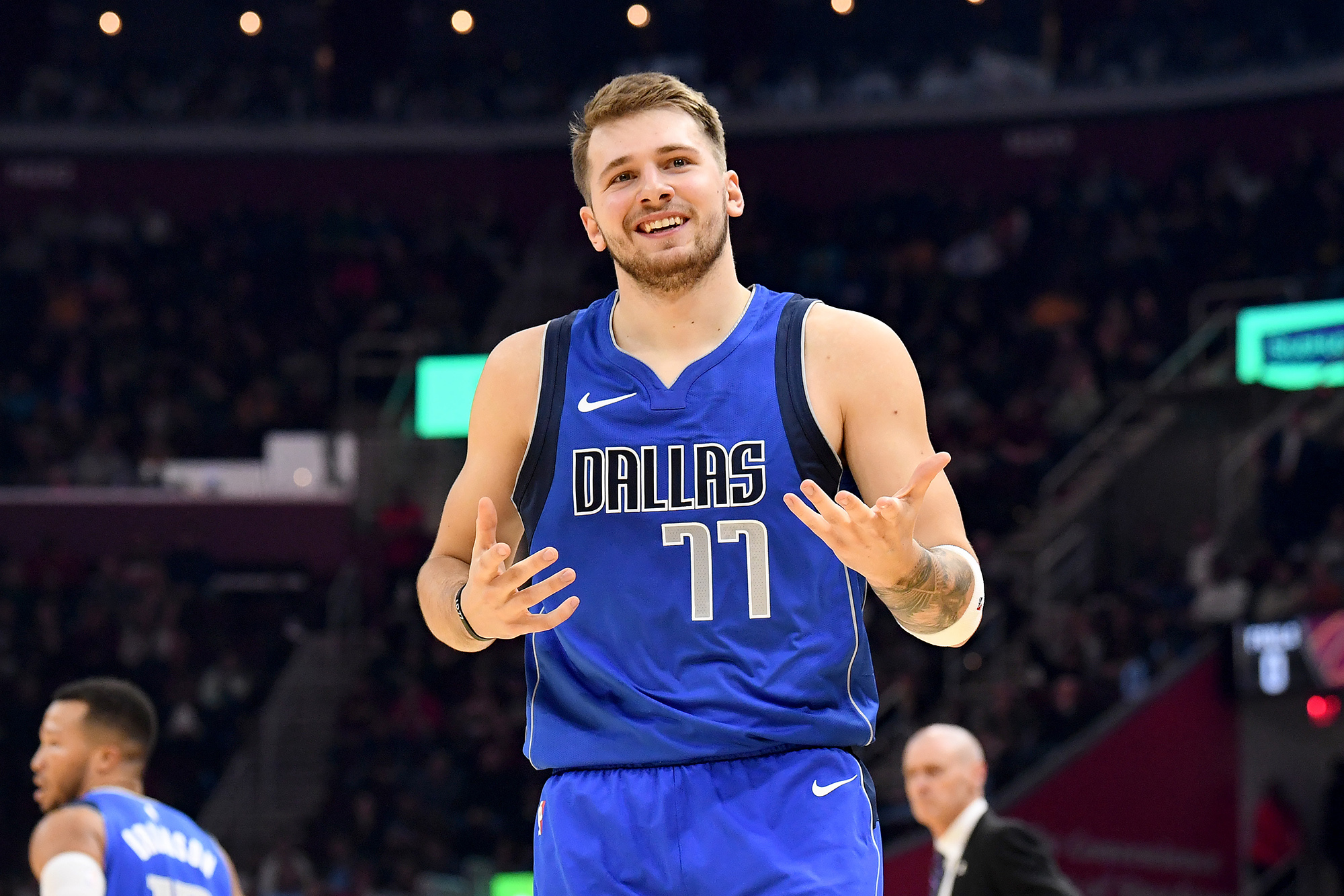 luka doncic is not in the best shape ahead of nba return