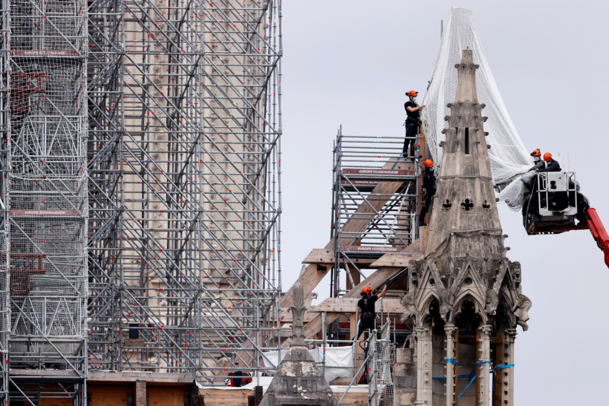 France To Restore Notre Dame Cathedral As It Was Before Inferno