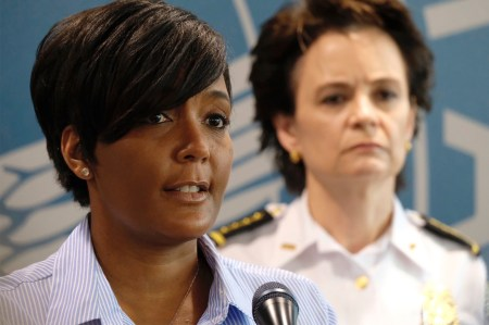 Atlanta Mayor Keisha Lance Bottoms Tests Positive for Coronavirus Plague