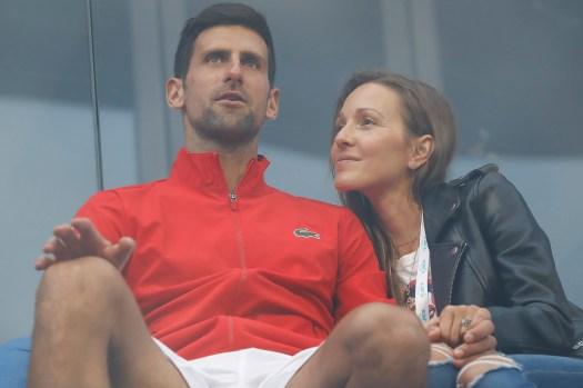Novak Djokovic, wife Jelena cleared of coronavirus after ...