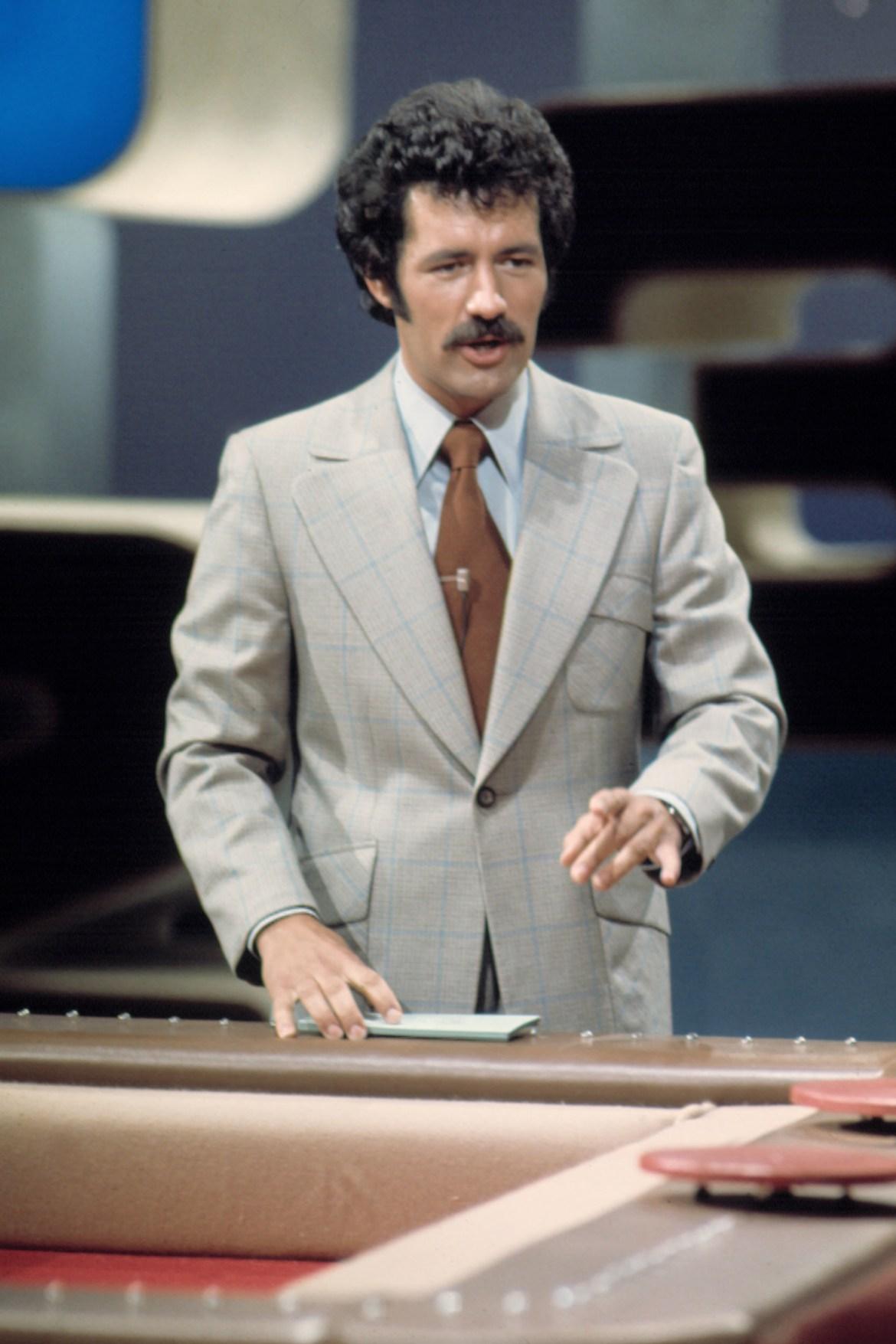 HIGH ROLLERS, Host Alex Trebek, 1974-80