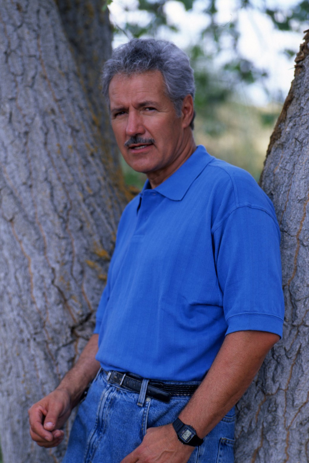 Alex Trebek Portrait Session