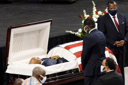 Vodeo of the: God is Glorified on LIVE TV at Funeral for Civil Rights Icon John Lewis