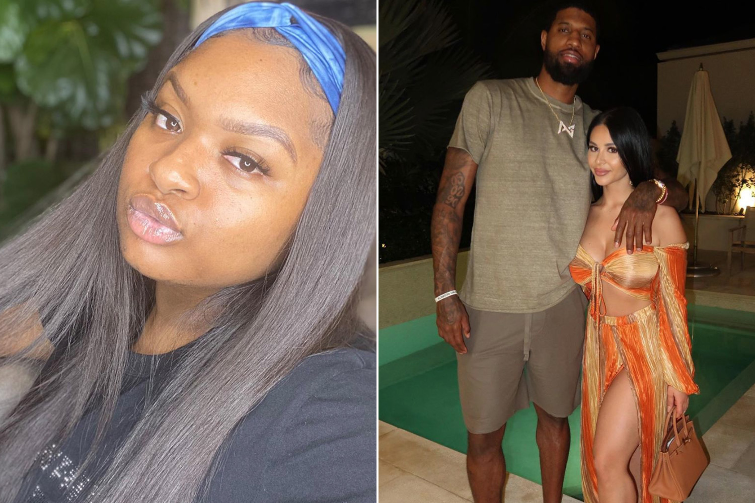 Damian Lillard S Sister Paul George S Girlfriend Engaged In Instagram Feud