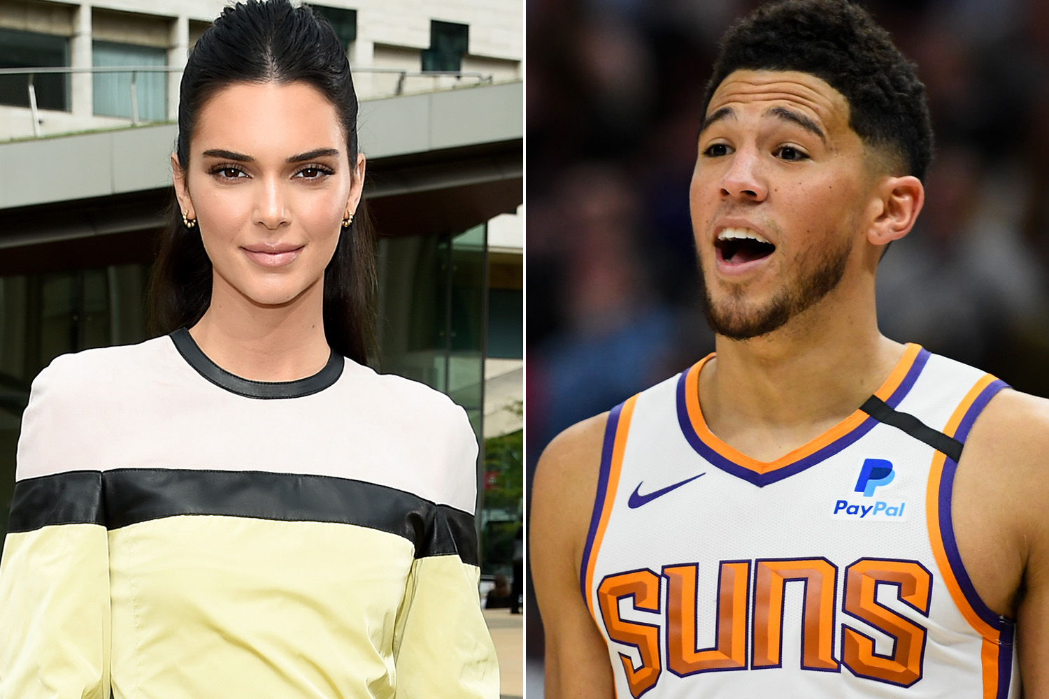 Kendall Jenner and Devin Booker get flirty with Instagram ...