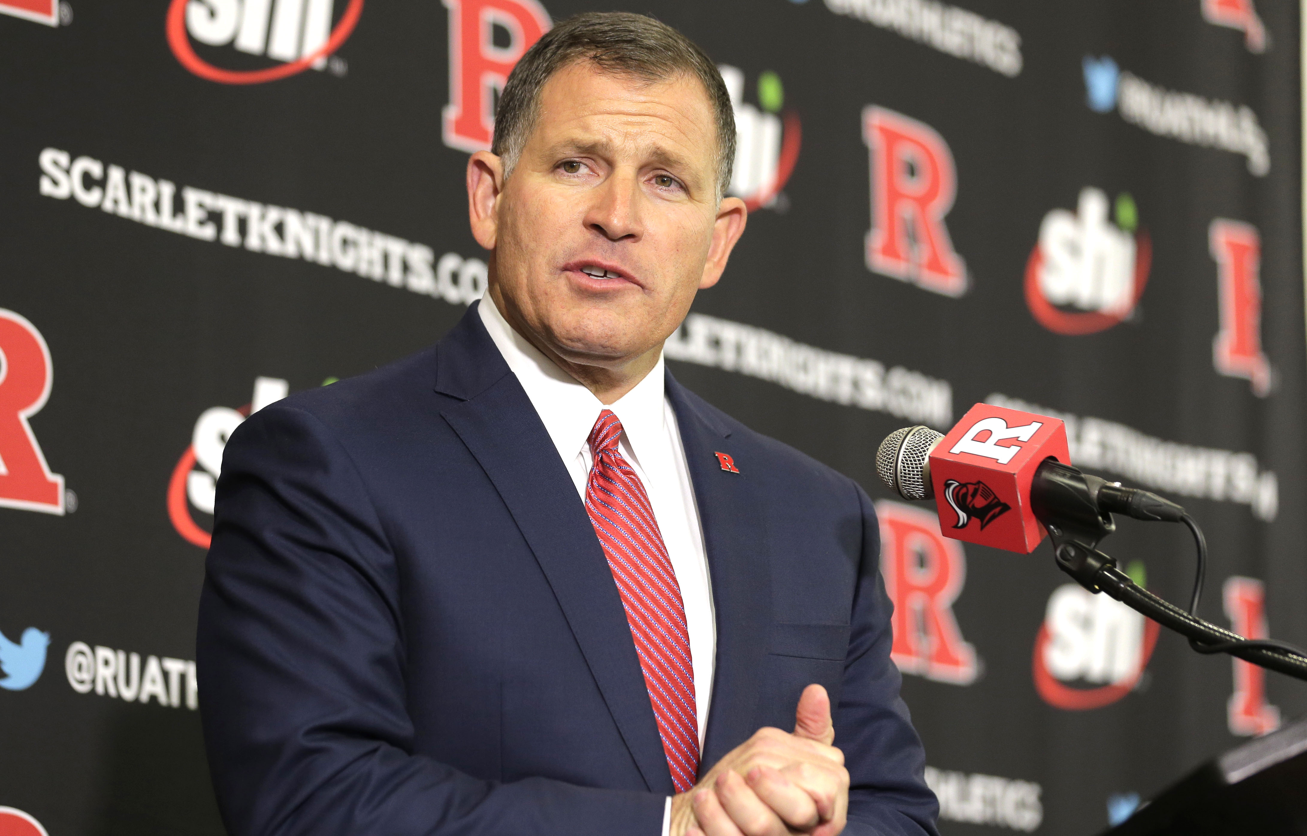 Greg Schiano looks to use coronavirus hiatus to Rutgers' advantage