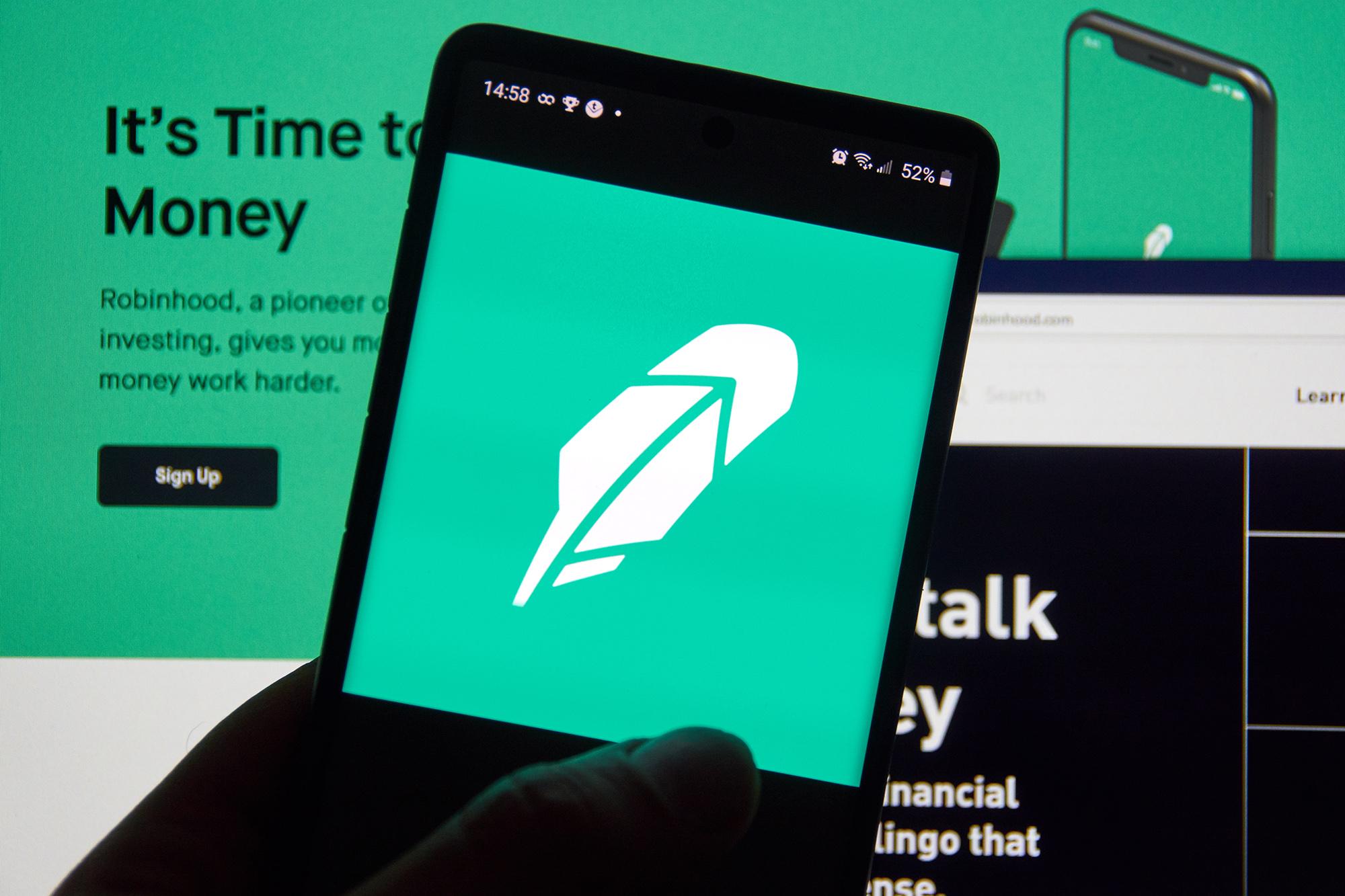 robinhood stock app faces potential lawsuit in massachusetts