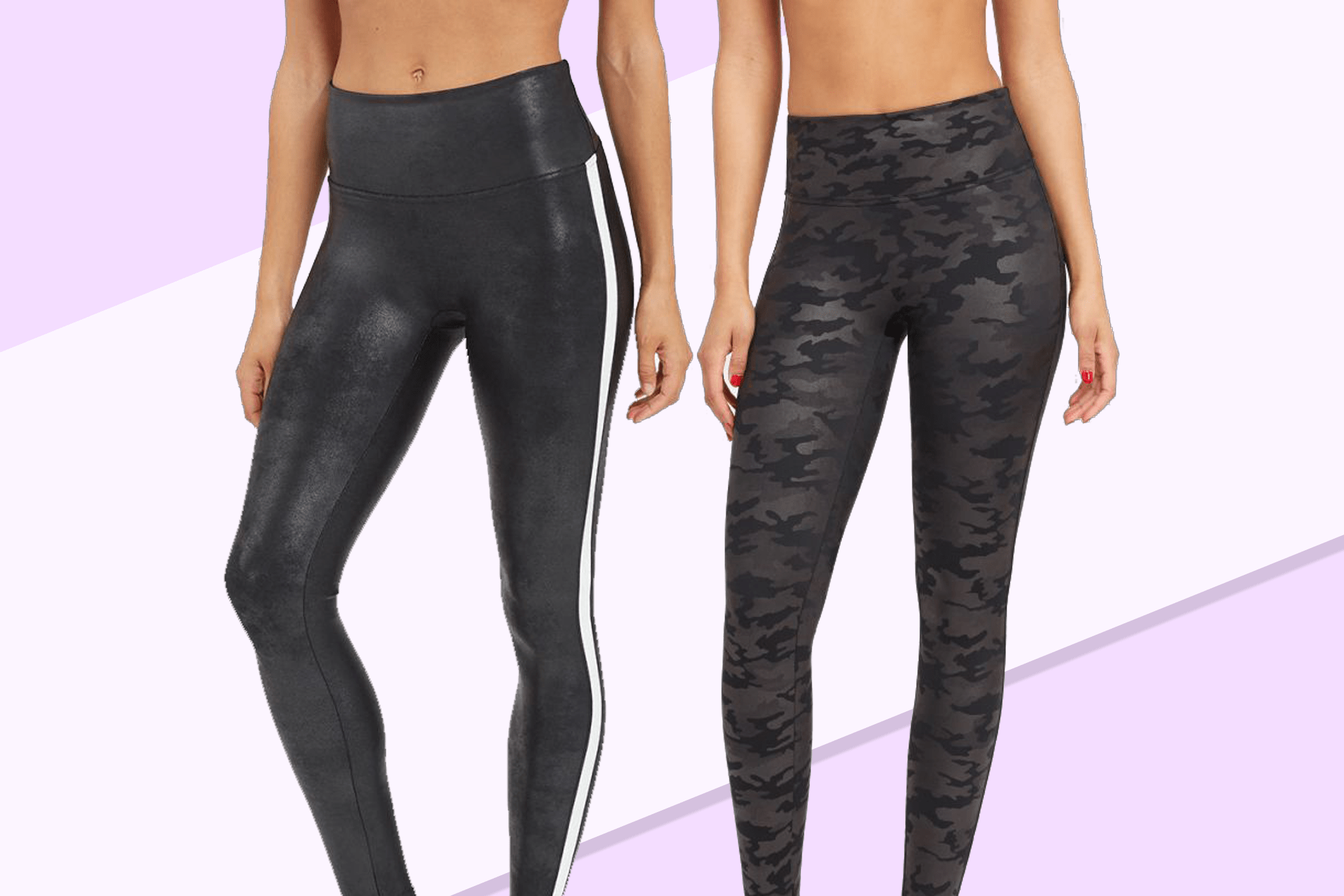 Spanx Takes 50 Percent Off Best Selling Leggings For Flash Sale
