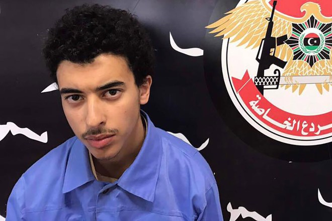 Brother of Manchester bomber gets at least 55 years in prison
