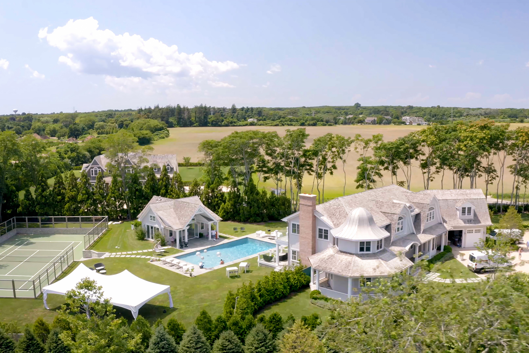 The Insane Hamptons Real Estate Scene Of Million Dollar Beach House