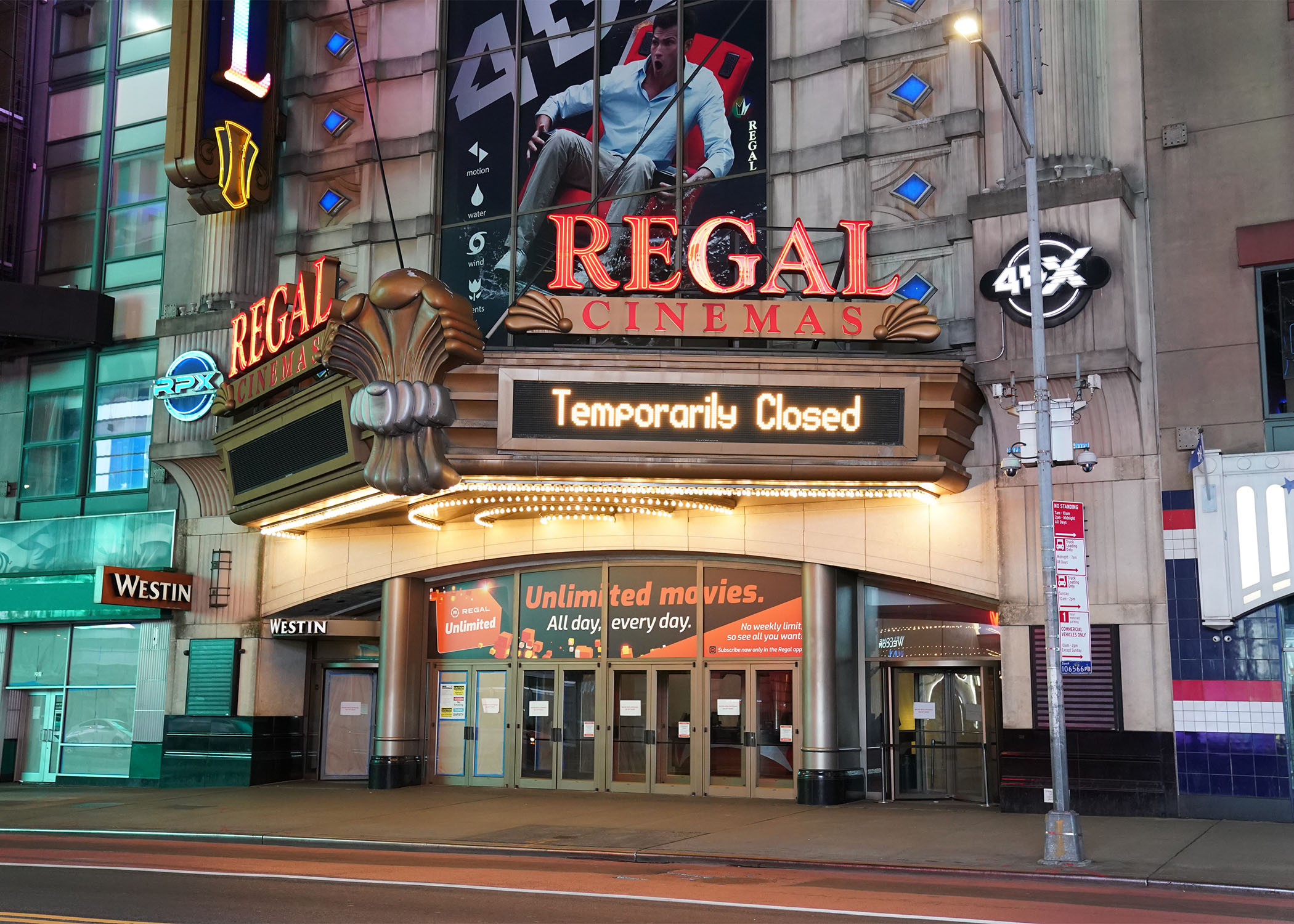 Movie theaters could be next on Gov. Cuomo's reopening list