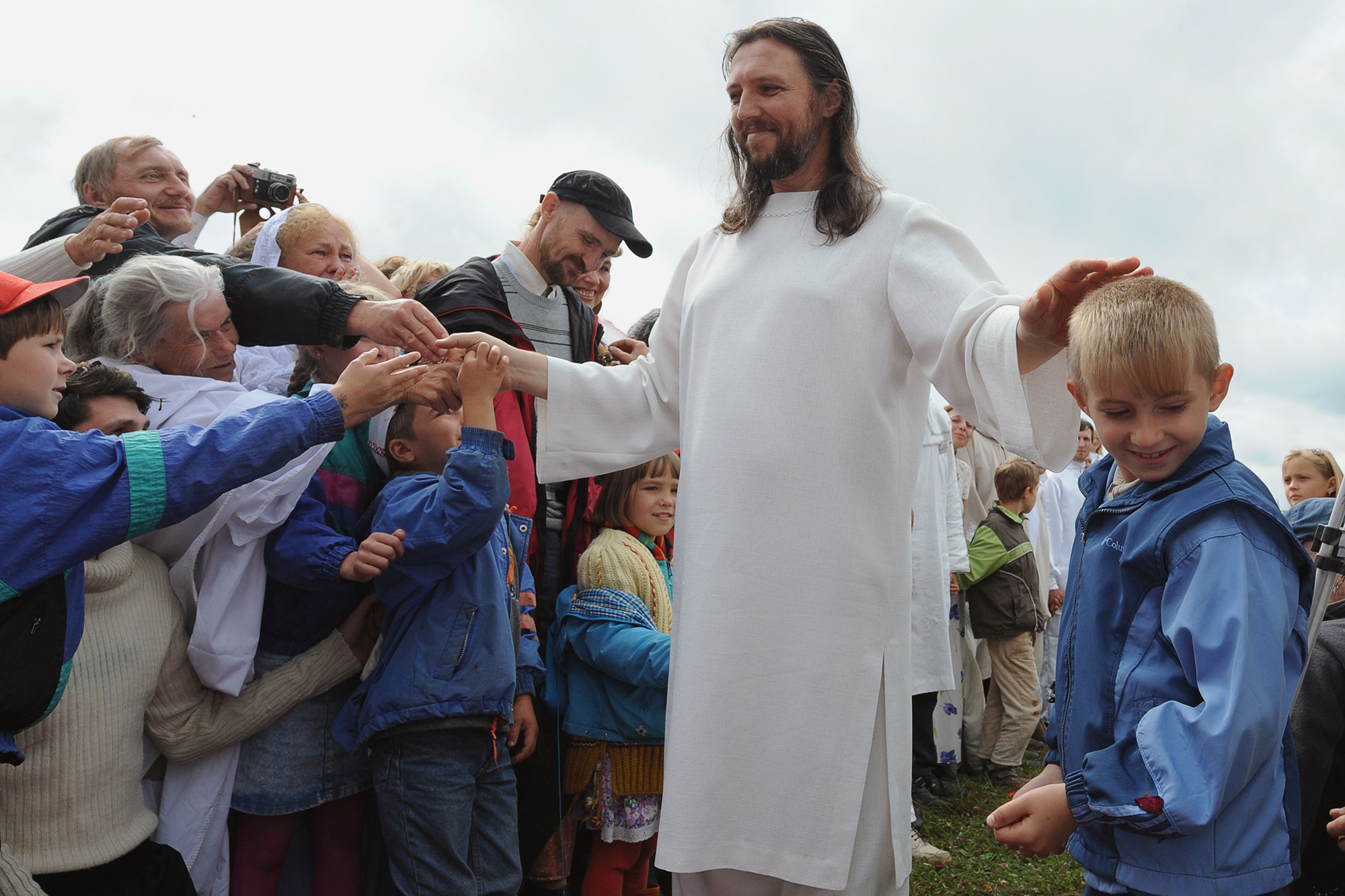 Siberian cult leader claiming to be Jesus arrested in Russia