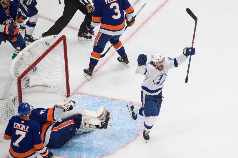 Islanders on brink of elimination after Game 4 loss to Lightning