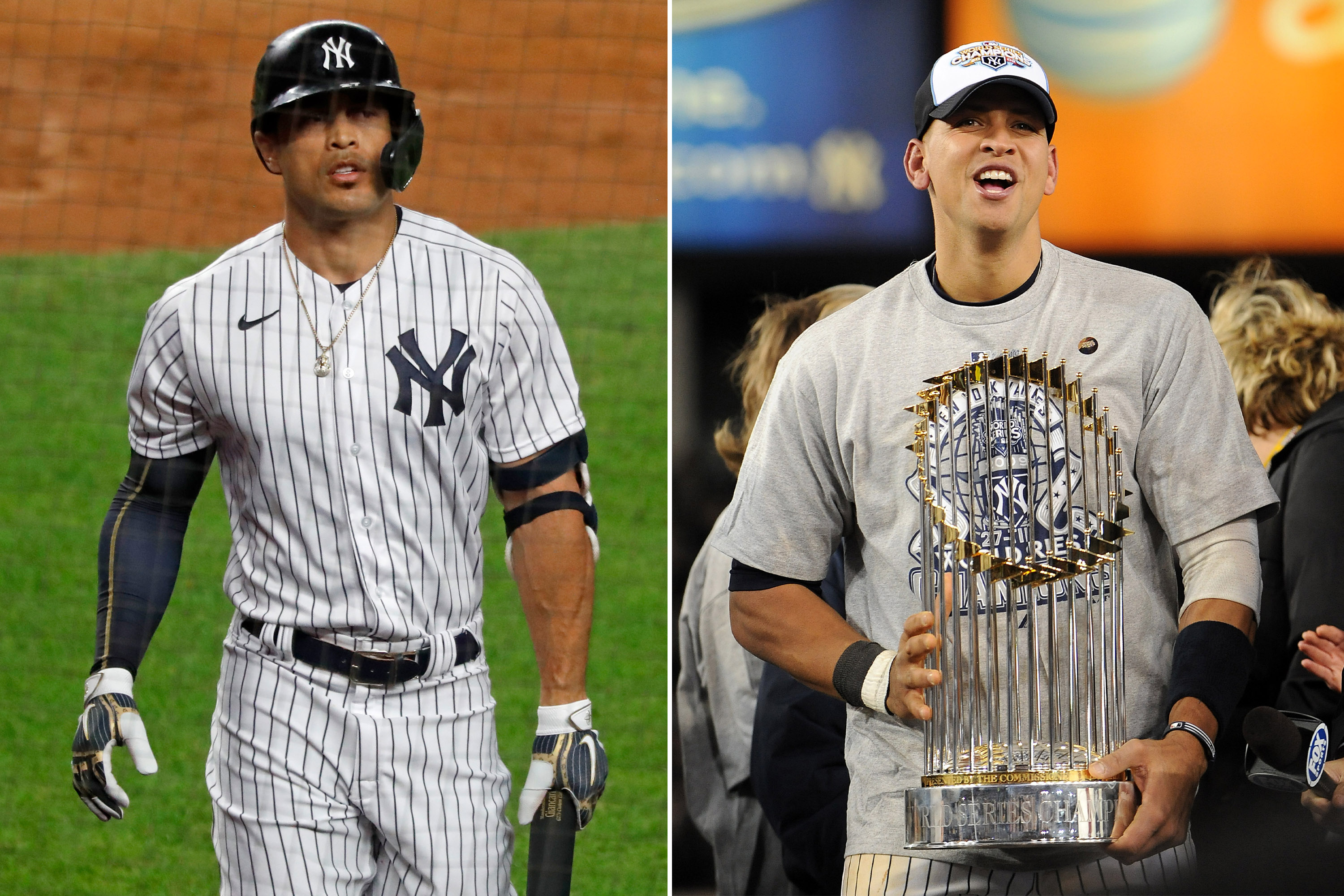 Giancarlo Stanton can shed playoff choker legacy like Alex Rodriguez did