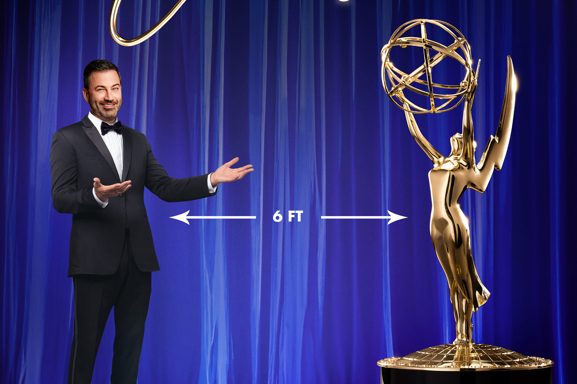 Jimmy Kimmel's Emmys 2020 monologue: 'Welcome to the pandemmies'