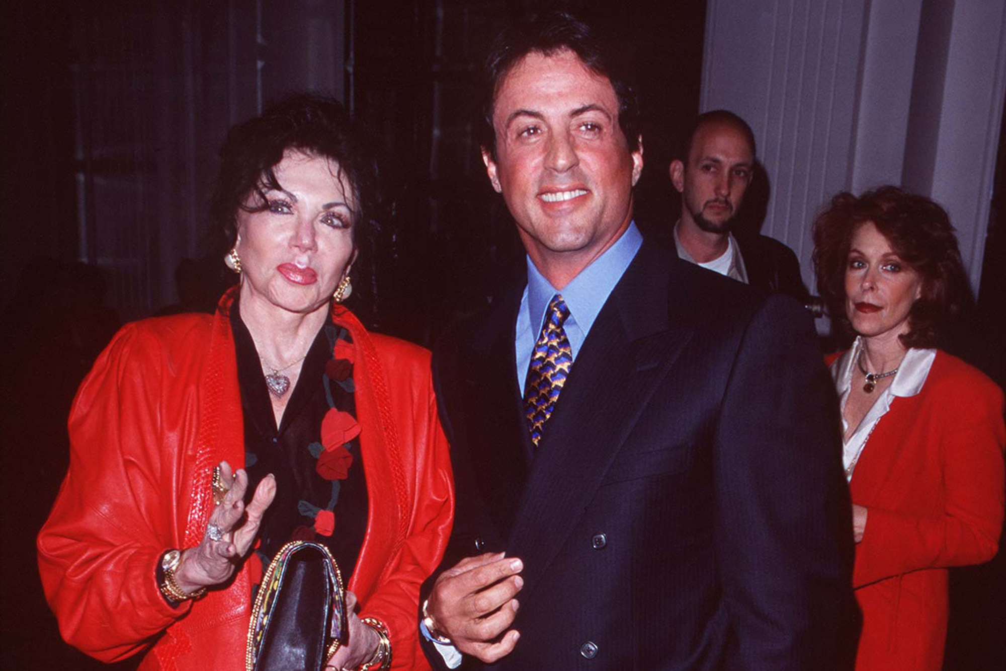 Jackie Stallone, colorful mother of Sylvester Stallone ...