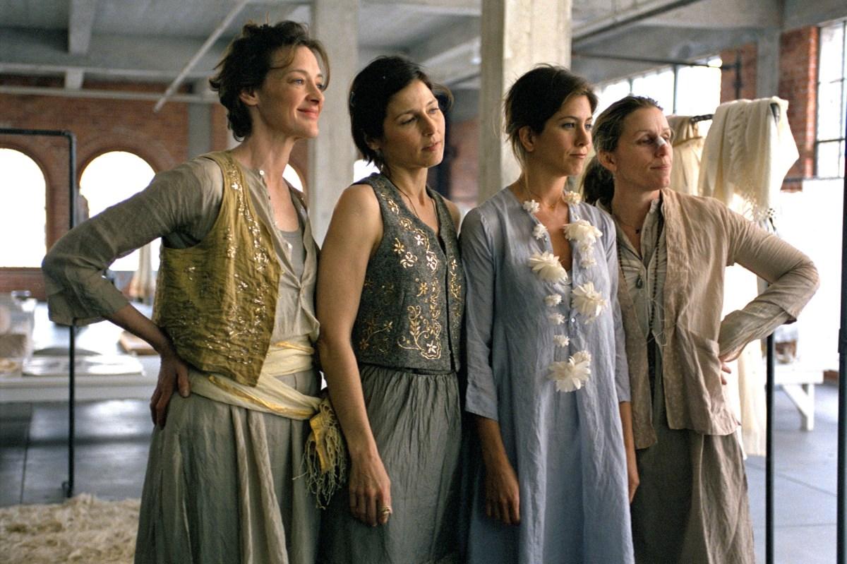 FRIENDS WITH MONEY, Joan Cusack, Catherine Keener, Jennifer Aniston, Frances McDormand, 2006, (c) So