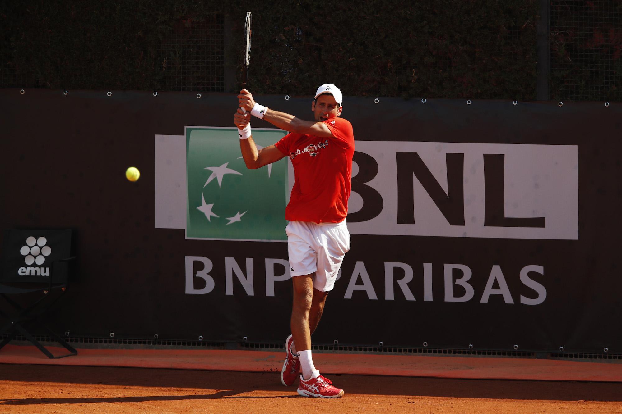 Novak Djokovic Makes No Promises After Shocking Us Open Incident