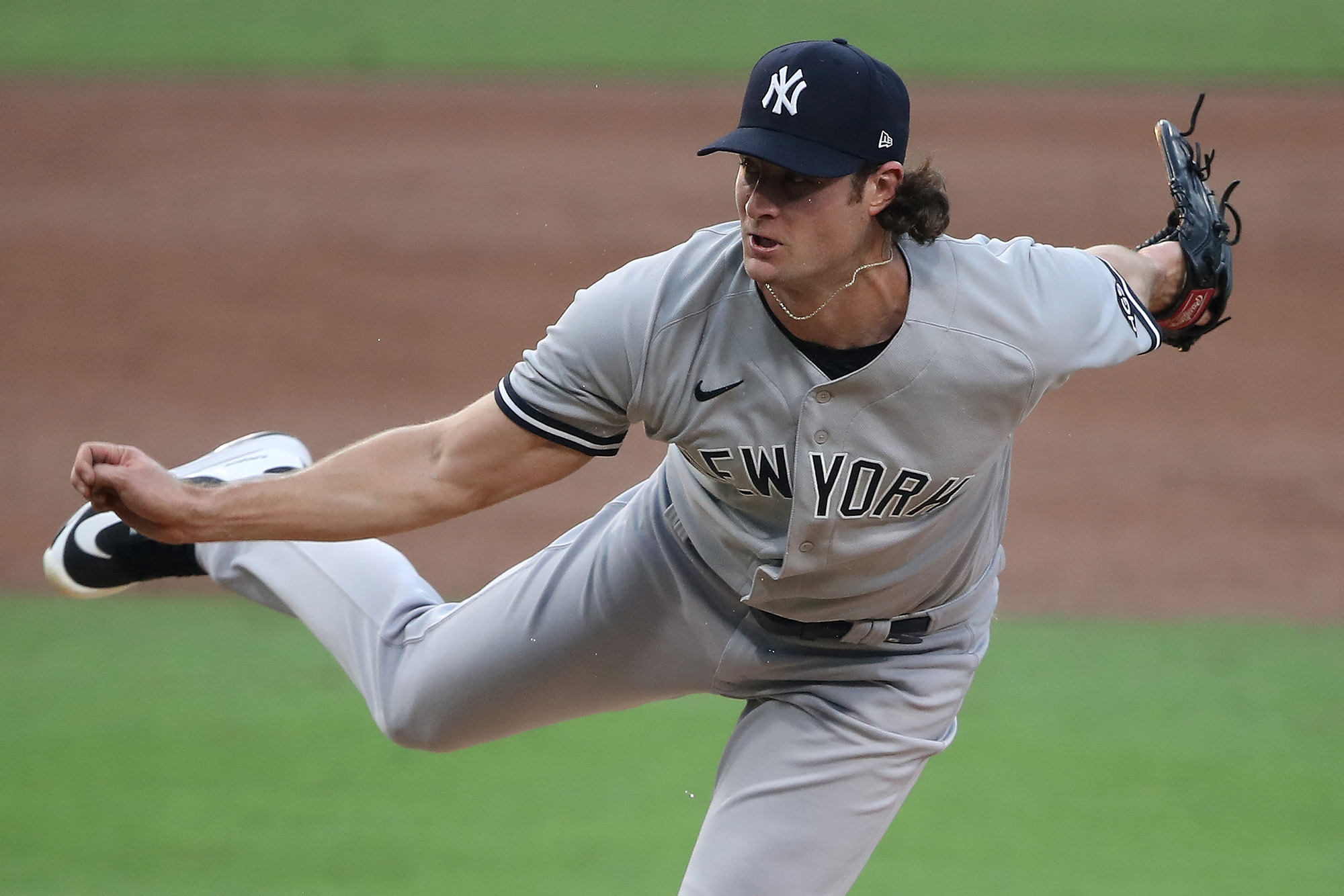 Yankees' Gerrit Cole setup for big playoff moment vs. Rays in ALDS