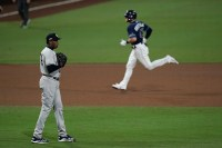 Late homer ends Yankees season in crushing ALDS loss to Rays