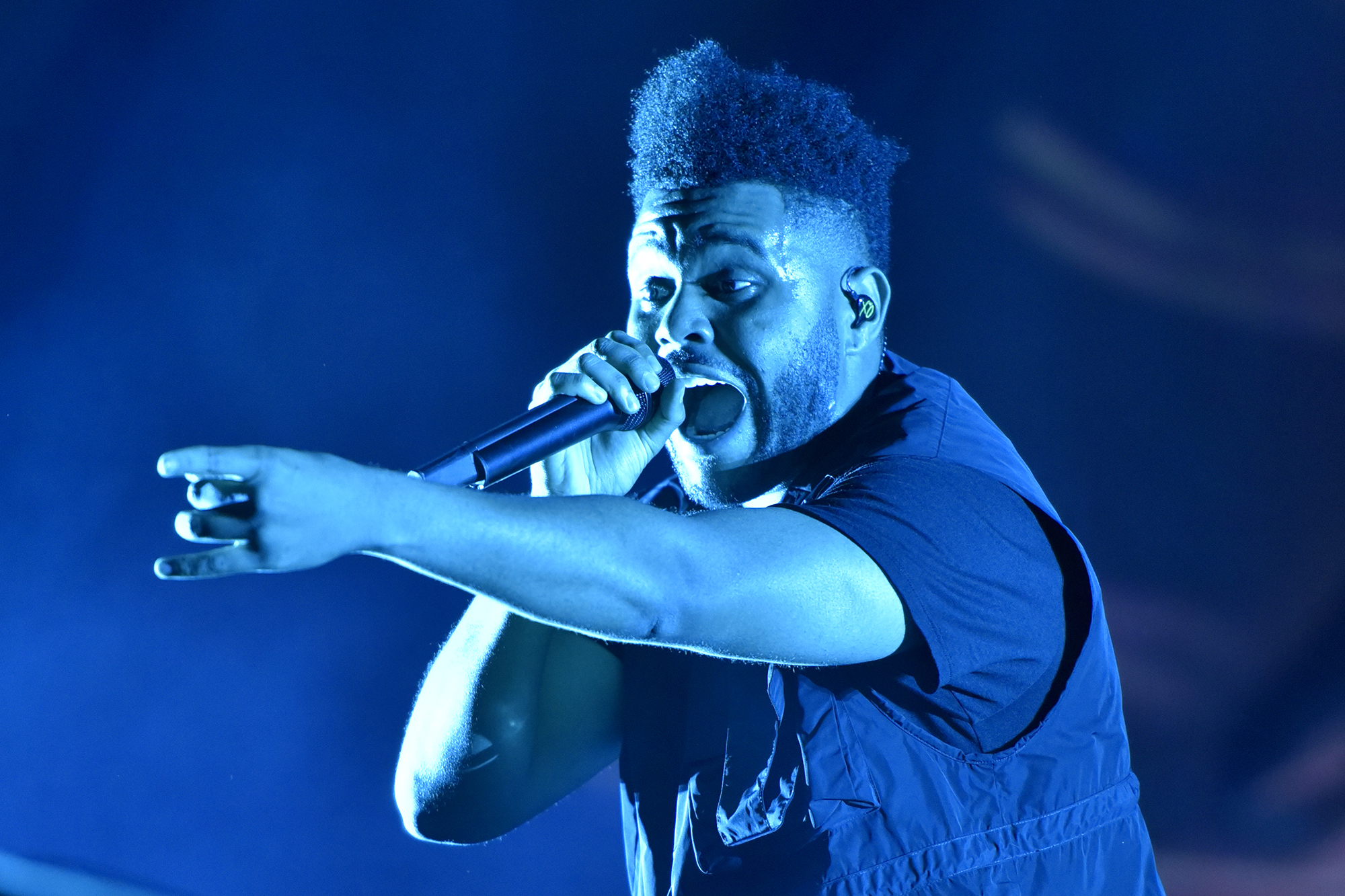 The Weeknd lashes out at the Grammys after nomination snub