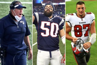 Patriots great annoyed with Bill Belichick's 'little shot' at Rob Gronkowski