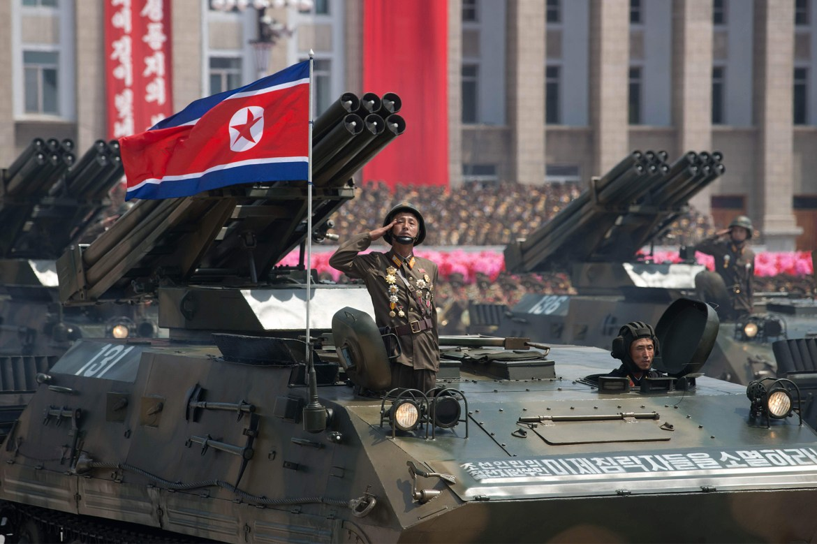 North Korea expected to hold military parade for 75th anniversary 1