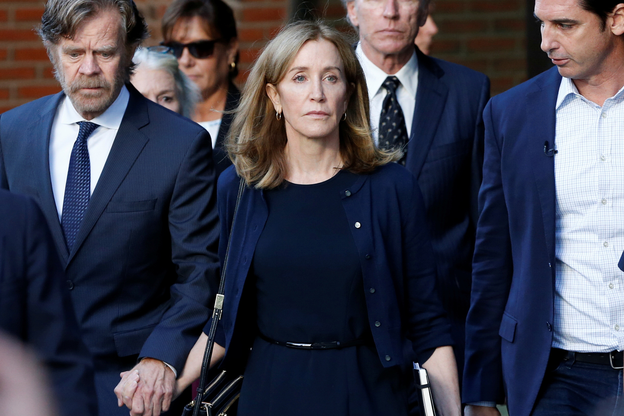 Ex-con Felicity Huffman scores first acting role after prison stint
