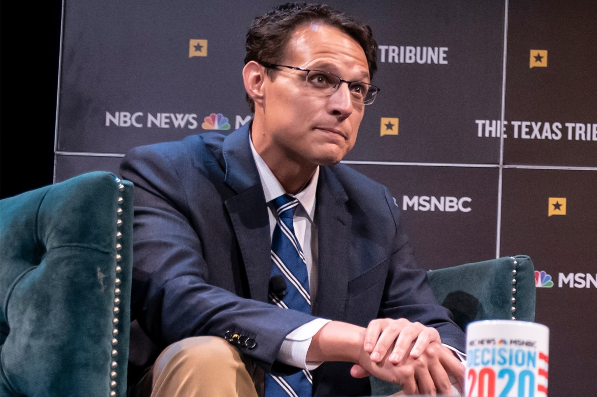 MSNBC's 'Map Daddy' Steve Kornacki named one of People's sexiest men alive 1