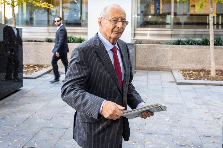Former New York Sen. Al D'Amato hospitalized with COVID-19 1