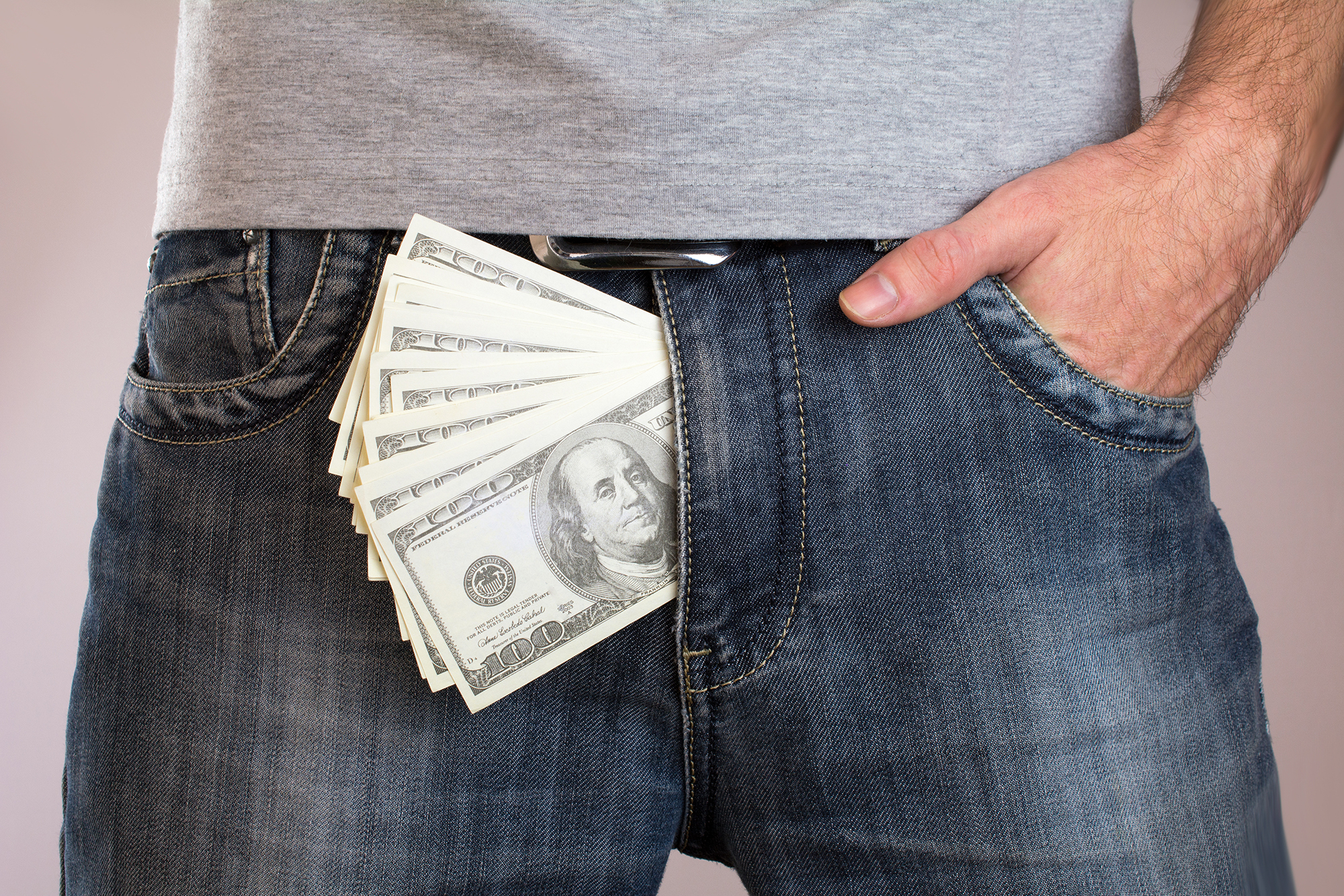Here's how salary corresponds to penis size: study